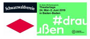 Eröffnungspicknick 24. Baden-Württembergischen Theatertage @ Vorplatz Theater Baden-Baden | Baden-Baden | Baden-Württemberg | Deutschland